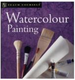 watercolour books and oil painting books